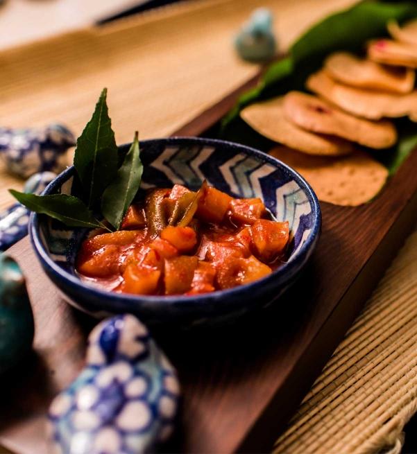 Piyasi Chirya – Chip & Dip Platter