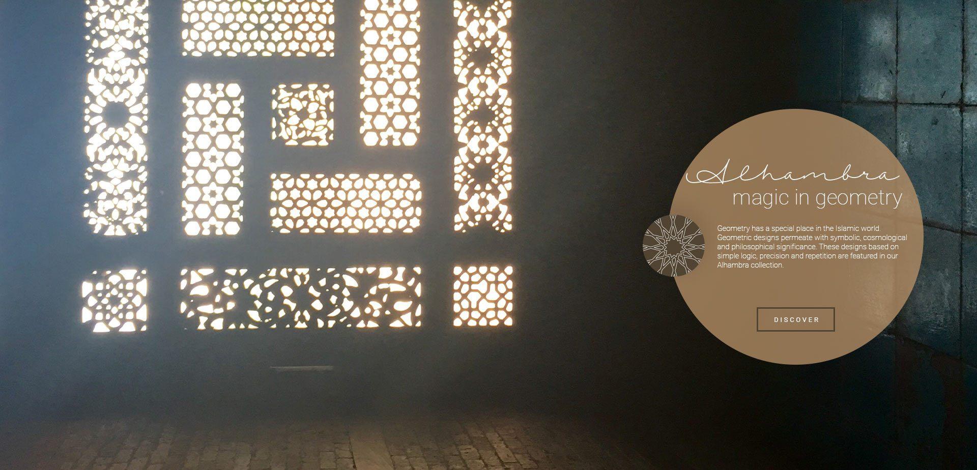 Alhambra - matric in geometry