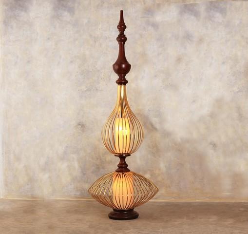 Khirad - Floor lamp